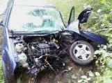 Wypadek pod Zbąszyniem: Cztery osoby zostały ranne [ZDJĘCIA]