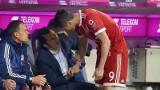 Liga niemiecka. Bayern - Lipsk: Lewandowski strzelił i zszedł z kontuzją. Co się stało? [WIDEO]