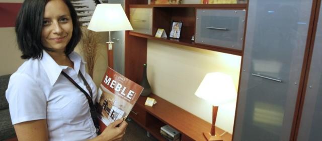Takie meble ofiarowała firma Restol trzem rodzinom przez tegoroczną powódź.