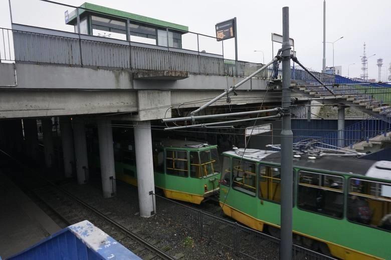 Z powodu wypadku tramwaje nie kursowały trasą PST przez...
