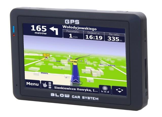 Nawigacja BLOW GPS43Vbt III
