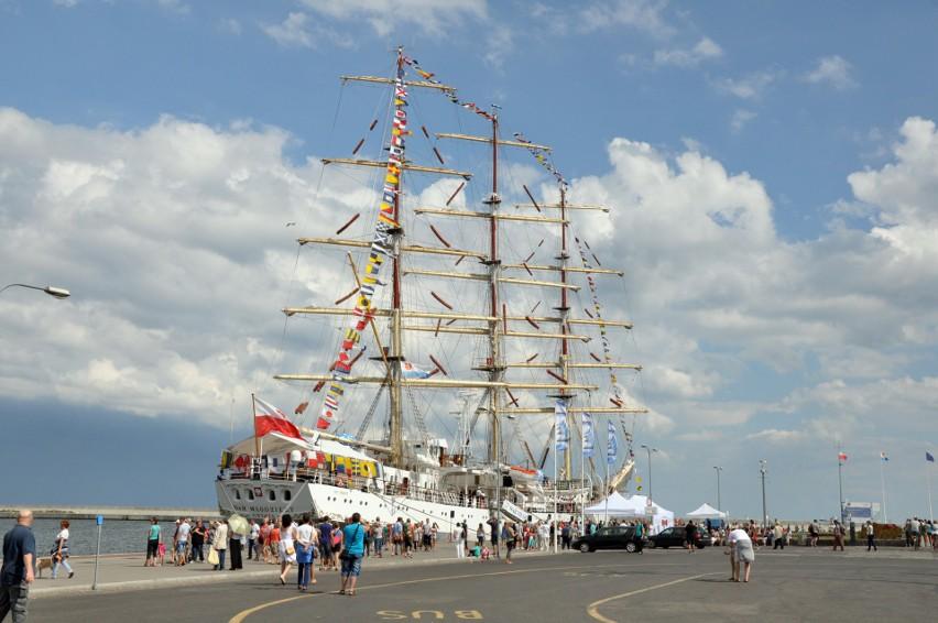"""Słynna """"Biała Fregata"""", uznawana powszechnie za jeden z..."""