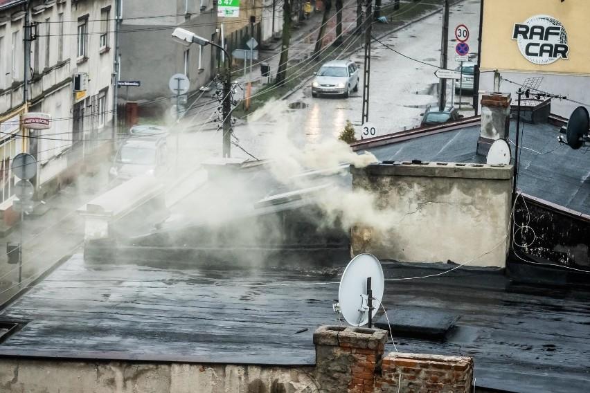 Ranking najbardziej zanieczyszczonych miast regionu...