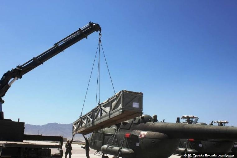 Opolscy żołnierze w Afganistanie byli obecni od 2002 roku -...