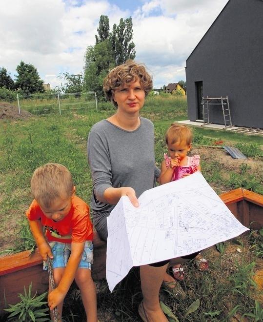Maszt negatywnie wpłynie na środowisko - uważa Aleksandra Podwalna