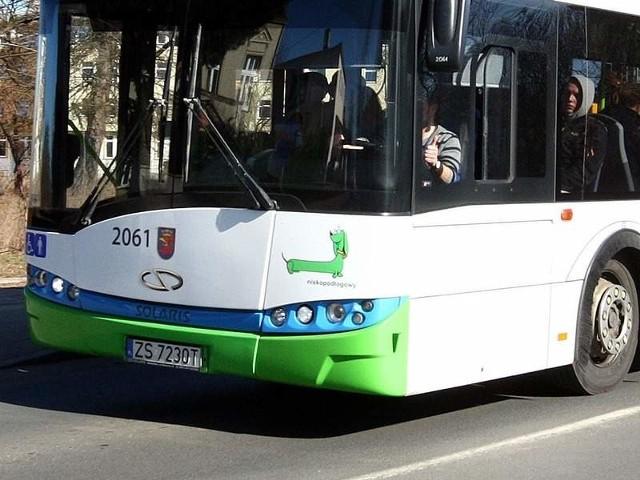 Autobusy pospieszne będą na ul. Wyszyńskiego zatrzymywać się w innym miejscu.