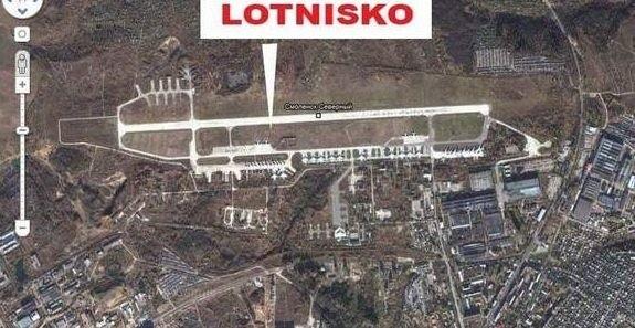 Lotnisko wojskowe w Smoleńsku