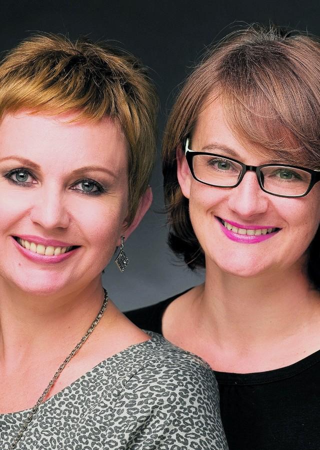 Barbara Kołecka-Herman i Anna Mizgajska - SMS o treści SUPER.156
