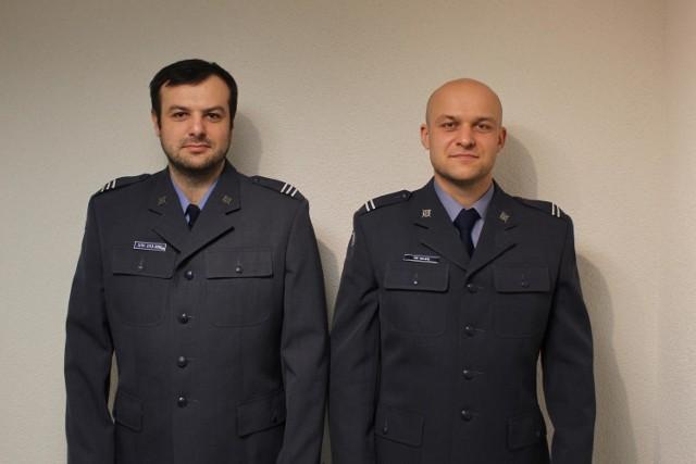 Bracia Dutkiewiczowie są ostoją grającego w I lidze MKS-u.