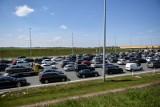 Sytuacja na drogach w Kujawsko-Pomorskiem. Są duże korki na bramkach na A1