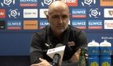 Michał Probierz o meczu Piast Gliwice - Cracovia: Sytuacja jest trudna. W takich momentach poznaje się charaktery