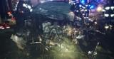 Klonowo. Śmiertelny wypadek na trasie Kopiec - Wrotki. 23-latek zginął na miejscu