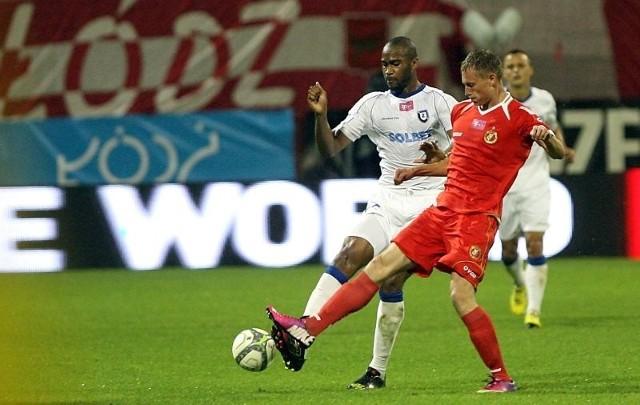 Eduards Visnakovs w lipcu strzelił Zawiszy dwa gole. Czy dziś powtórzy swój wyczyn?