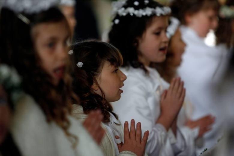 Cytaty Na Pierwszą Komunię świętą Cytaty Komunia święta