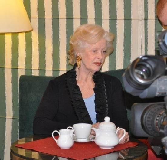 Słynna aktorka Beata Tyszkiewicz była twarza kampanii społevznej 45+ Reaktywacja.