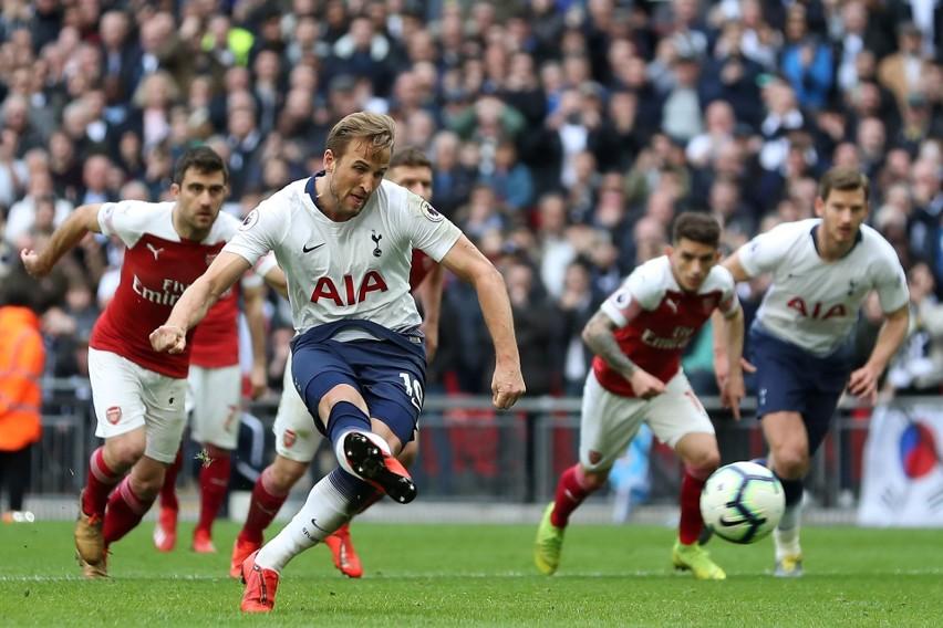 Harry Kane zapewnił Tottenhamowi ważny punkt.