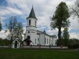 Dwie świątynie pod jednym dachem. Tak przed I wojną światową było w dzisiejszym kościele w Karolinie
