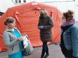 Mieszkańcy Pabianic uszyli maseczki dla Centrum Zdrowia Matki Polki