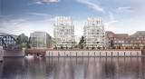 Wrocław będzie miał dwie wieże i promenadę nad Odrą (NOWE WIZUALIZACJE)