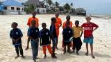 Pomologia Prószków przekazała sprzęt sportowy dzieciom z Zanzibaru [ZDJĘCIA]