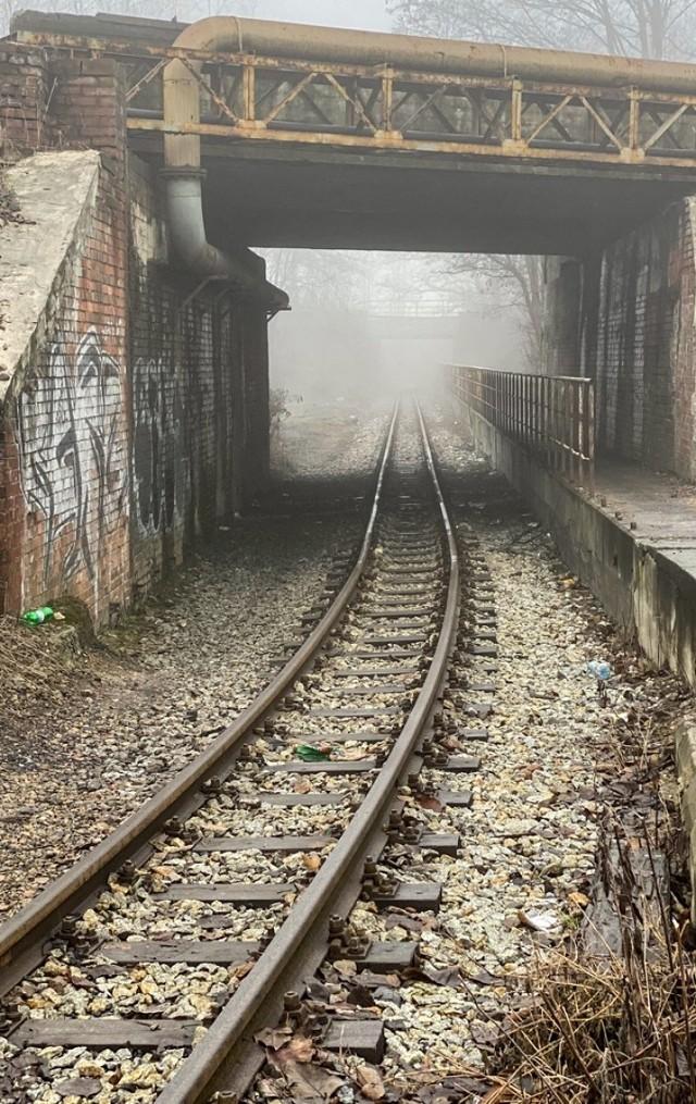 W Bytomiu wyremontowano ponad kilometr linii kolei wąskotorowej!