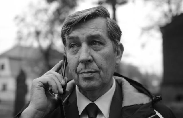 Tadeusz Wojter zmarł 18 lipca 2018 roku