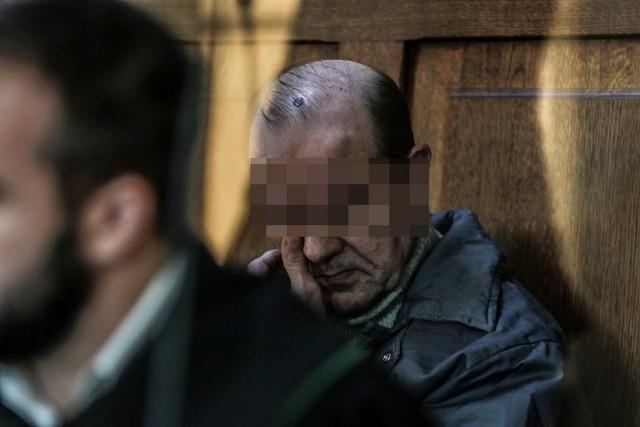 Grzegorz G. został skazany na 25 lat więzienia.