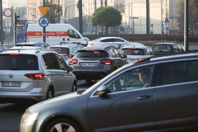 Już teraz w Krakowie tworzą się duże korki. Armagedon może jednak nadejść wraz z rozpoczęciem modernizacji ul. Księcia Józefa i przebudowy torowiska do Borku Fałęckiego.