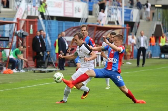 Na początku sezonu Piast zremisował z Zagłębiem 0:0.
