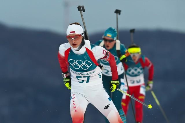 Po Kamilu Stochu i Stefanie Huli Monika Hojnisz jest najwyżej sklasyfikowana spośród polskich zawodników.