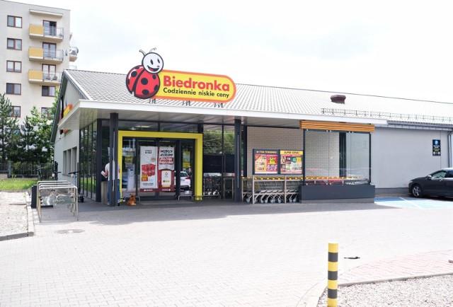 Niektóre sklepy Biedronka będą otwarte w niedzielę