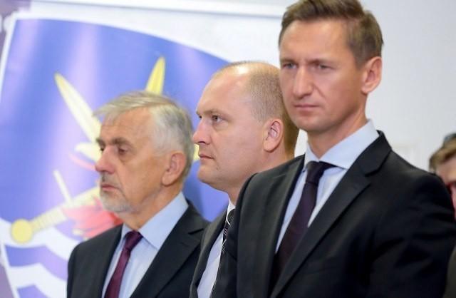 Bronisław Komorowski w Eurokorpusie
