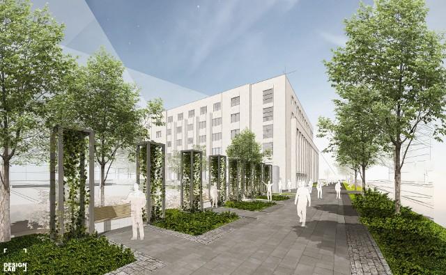Rozpoczął się remont Łódzkiego Domu Kultury - powstanie Pasaż Kultury