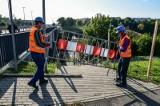 W Bydgoszczy rozpoczęła przebudowa wiaduktu w ciągu ulicy Wojska Polskiego [zdjęcia]
