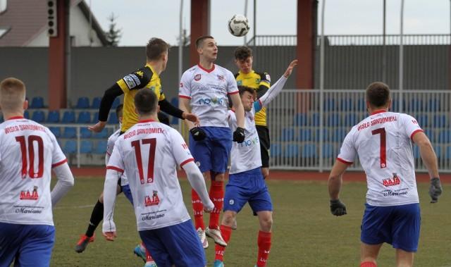 Wisła Sandomierz rozgrywki grupy czwartej piłkarskiej trzeciej ligi zakończyła na 12. miejscu