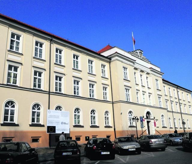 Urząd Marszałkowski w Lublinie.