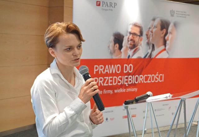Minister Przedsiębiorczości i Technologii Jadwiga Emilewicz  zapowiedziała podczas spotkania następne zmiany, ułatwiające prowadzenie działalności.