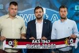 AKS 1947 Busko-Zdrój został klubem partnerskim ekstraklasowej Wisły Płock
