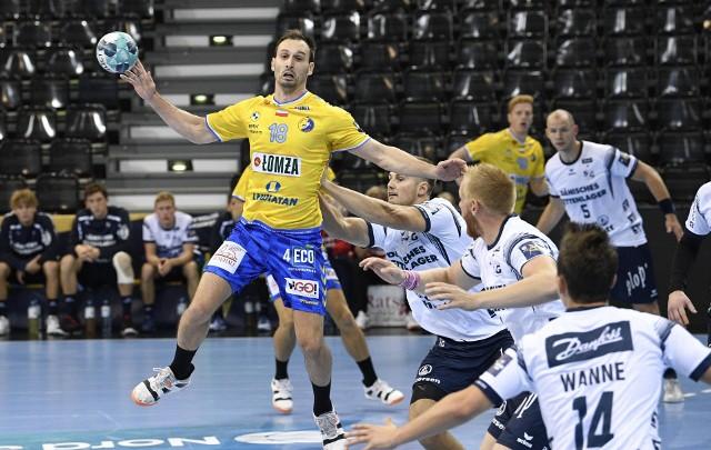 We wrześniu SG Flensburg-Handewitt wygrał z Łomża Vive Kielce 31:30.
