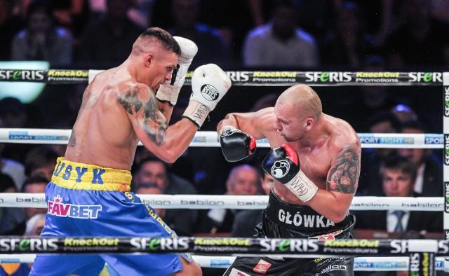 Polsat Boxing Night: Głowacki - Usyk
