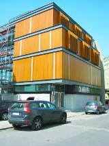 Kamienica - nowy hotel w Opolu