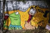 Festiwal Graffiti w Zespole Szkół Budowlano - Drzewnych w Poznaniu: Zobacz, co stworzyli artyści