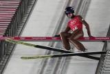 Skoki narciarskie NA ŻYWO WYNIKI treningu 15.2.2018 Pjongczang Stoch wygrał drugi trening. Wyrównał rekord skoczni - 139,5 m!