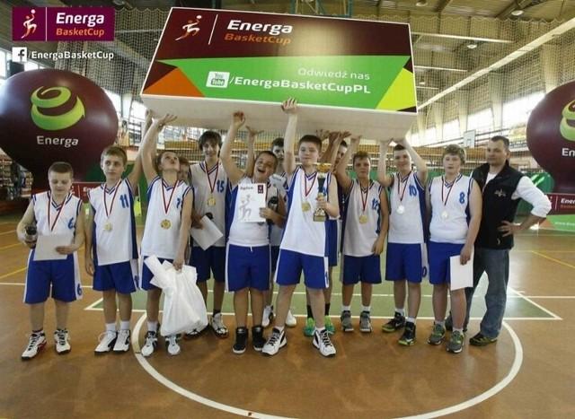Najlepsza drużyna chłopców - PSP 1 Prudnik.