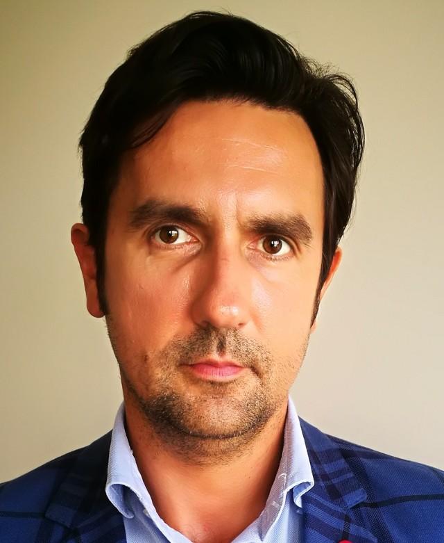 Adam Michcik, dyrektor kieleckiej delegatury Krajowego Biura Wyborczego.