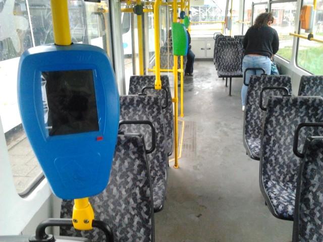 W pojazdach komunikacji miejskiej zamontowanych zostanie 1668 kasowników obsługujących bilet elektroniczny.