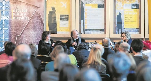 Trzy dni spotkań z europejską poezją na najwyższym poziomie