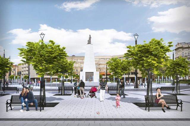 W ciągu 16 miesięcy ma powstać projekt przebudowy placu Wolności. Będą dwie fontanny, plac zabaw, szpalery drzew i pierwszeństwo ruchu pieszych. ZIM kończy wyłanianie wykonawcy projektu. CZYTAJ DALEJ NA NASTĘPNYM SLAJDZIE