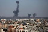 Nasila się wymiana ognia między Izraelem a palestyńską organizacją Hamas na granicy Strefy Gazy. Rośnie liczba ofiar
