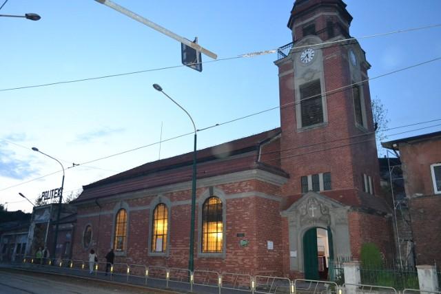 Noc Muzeów w kościele ewangelickim w Sosnowcu